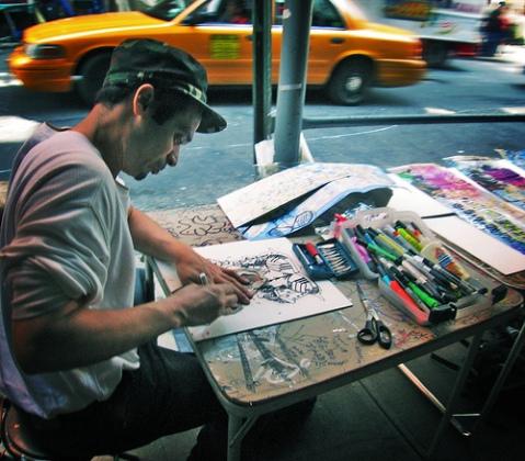 city-artist