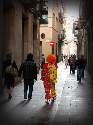 everyday-clown